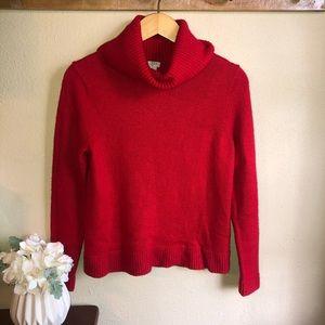 JCREW Turtleneck Sweater